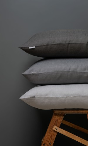 linen_pillowcases_light_gray_dark_gray_steel_gray