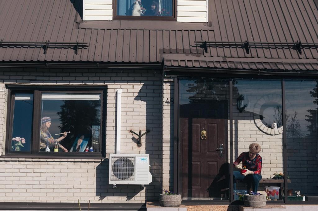 Eesti pered vabatahtliku karantiini ajal fotograaf Mihkel Leis 16 1024x681 Vabatahtlik karantiin
