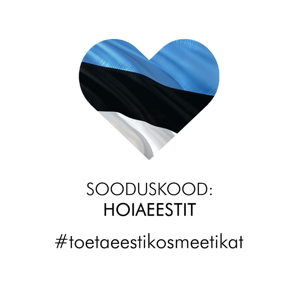 hoia eestit soodustus 1024x1024 Eesti kosmeetikatootjad suures kampaanias