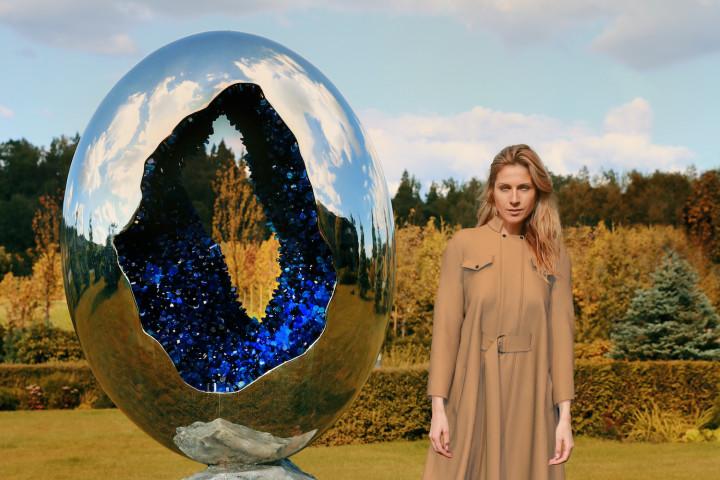 Diana in a 3D look 720x480 Eesti moemaailma esimesed 3D digitaalsed rõivad