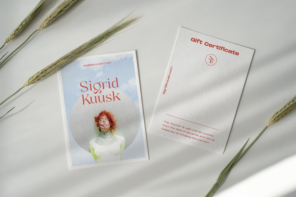 sigrid kuusk 1024x682 Ehtebränd Sigrid Kuusk esitleb uut identiteeti ja veebipoodi
