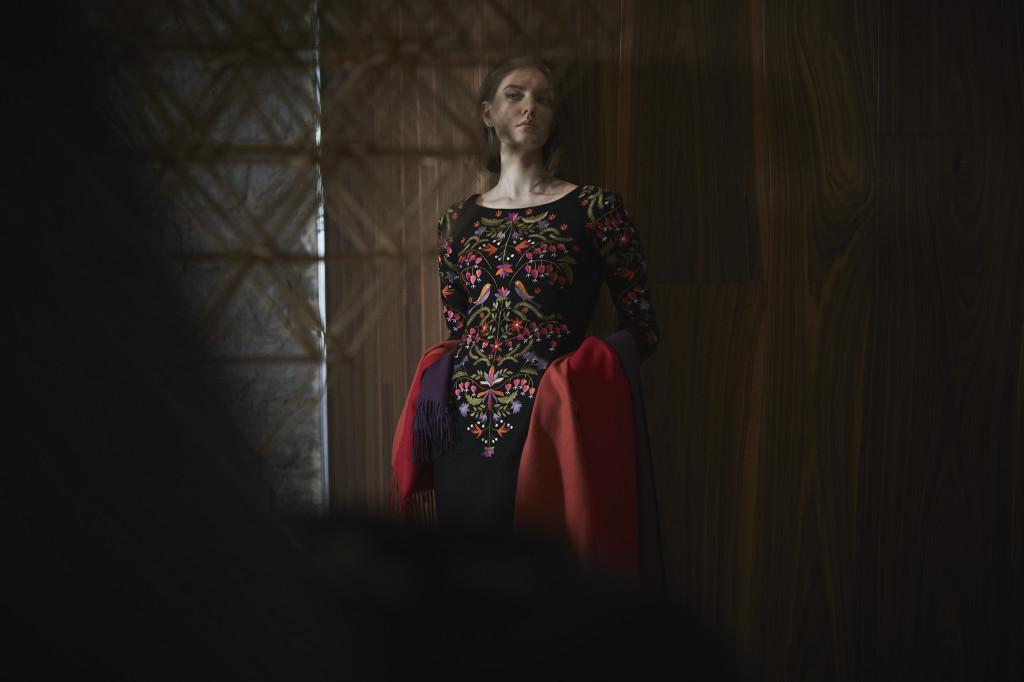 AMANJEDA by Katrin Kuldma   Muhu Couture 1024x682 Katrin Kuldma toob moelavale vaheldusrikka kollektsiooni