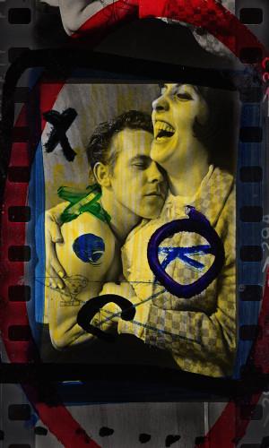 Anders Petersen, Lilly _ Rosen, Color Lehmitz