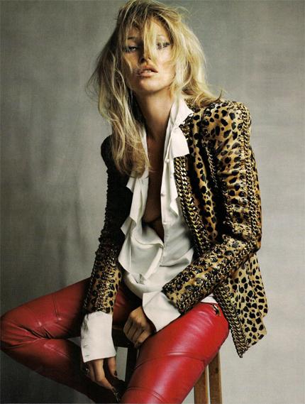 katemoss a Kate Mossi stiilireeglid