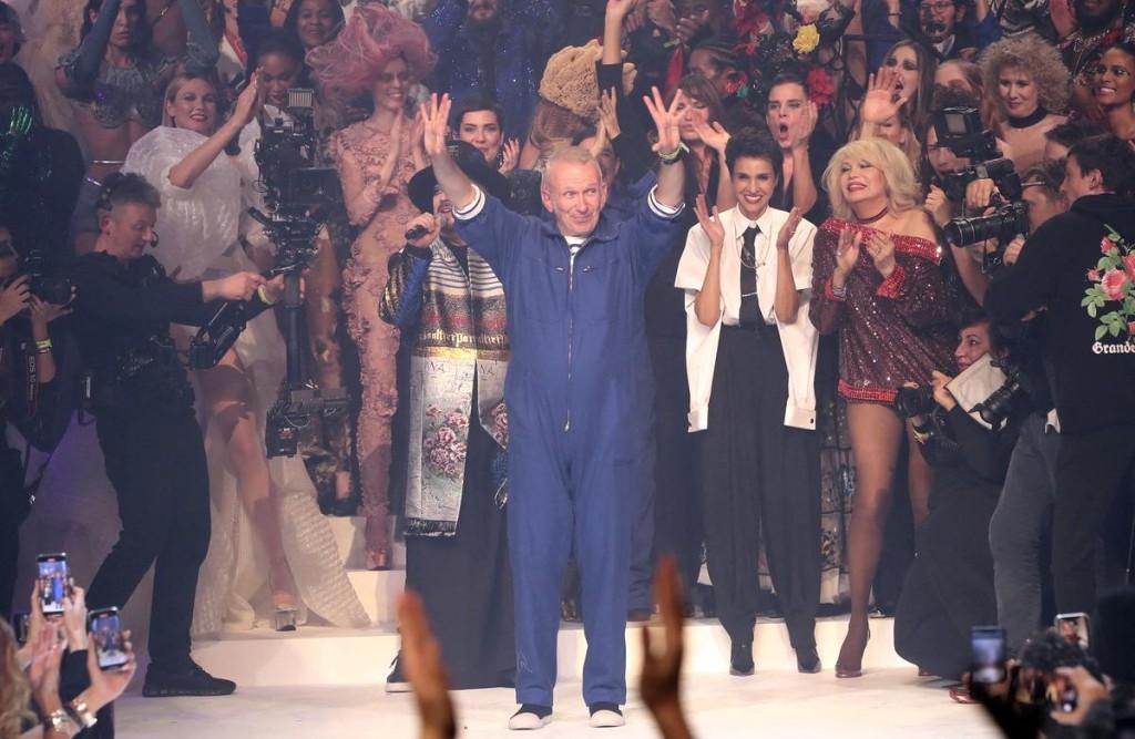 Jean Paul Gaultieri viimane etendus