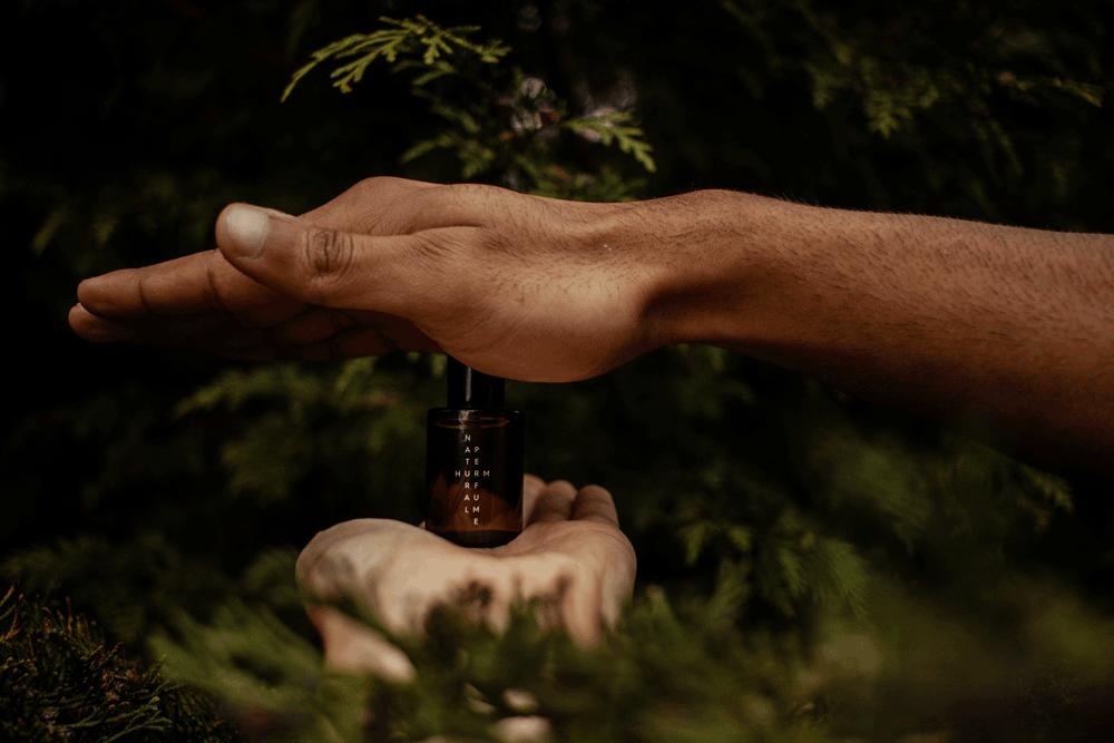hrm Eesti esimese parfüümi esitlus