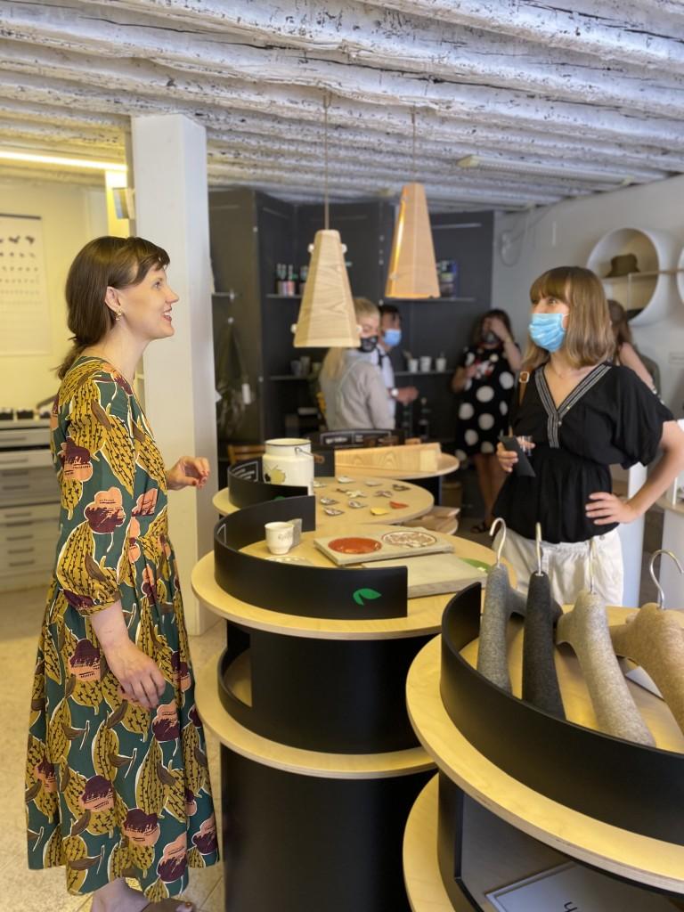Veneetsias avati Eesti jätkusuutliku disaini näitus Second Chance