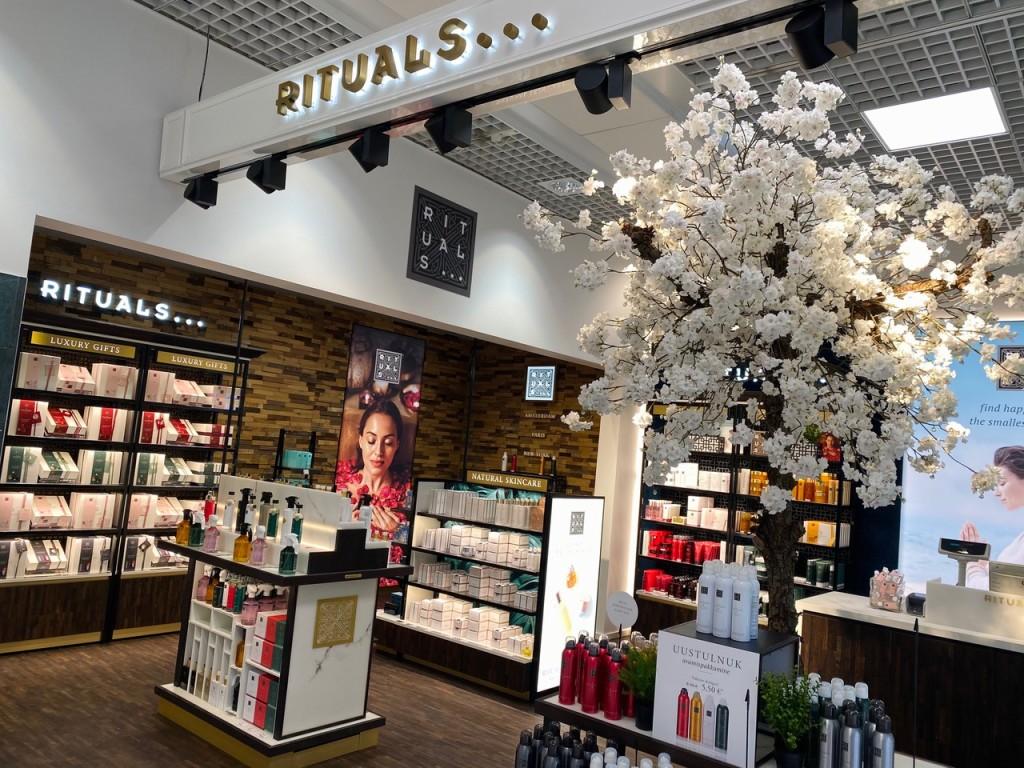 Stockmann avab Eesti esimese Rituals Cosmetics shop in shop ala