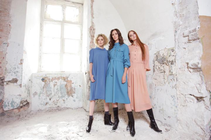 Karin Raski kollektsioon pakub vimkaga klassikuid